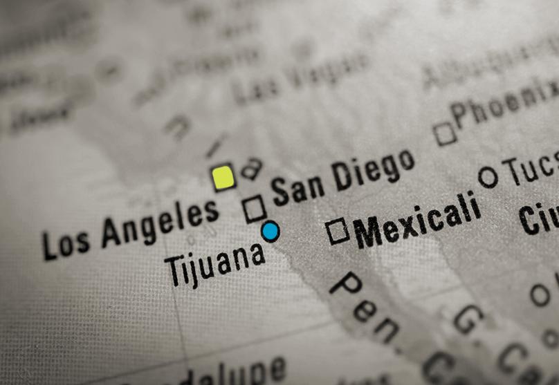 bilingual call center nearshore to Tijuana