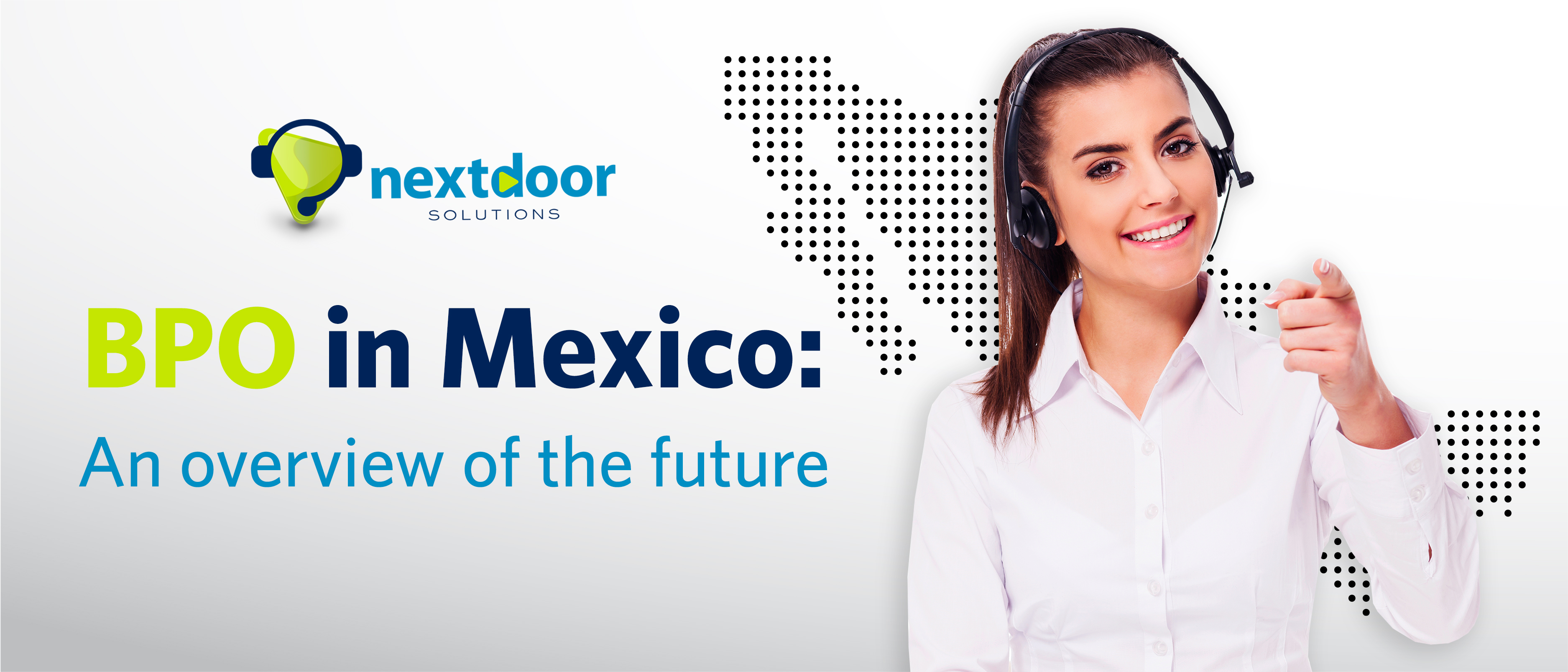 BPO in Mexico: An overview of the future